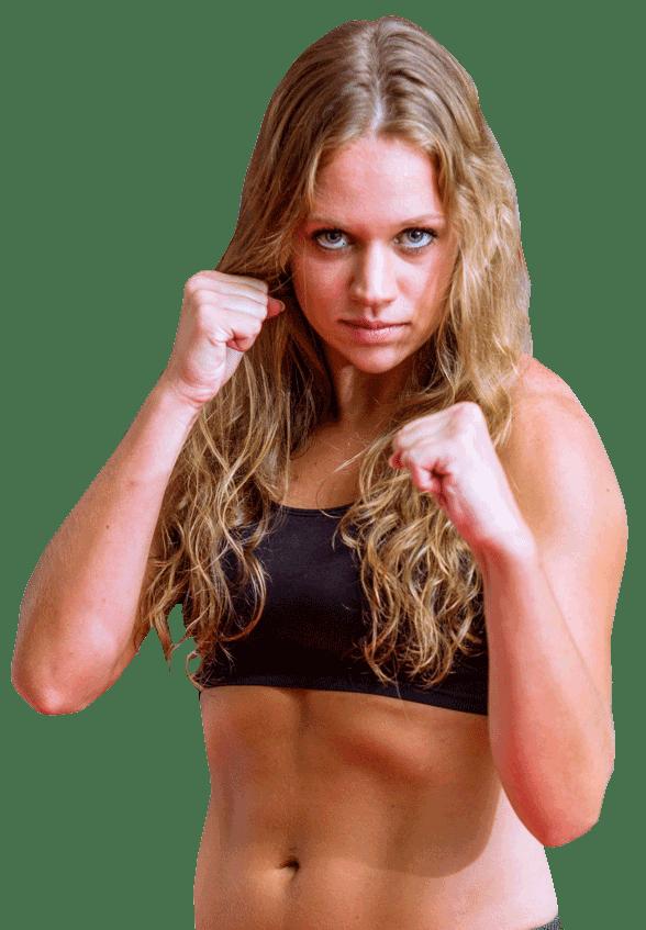 Frauen Boxen / Kickboxen