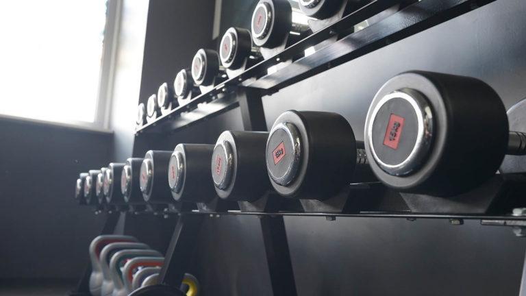 Tempel-Neu-Gewichte-Fitness-M